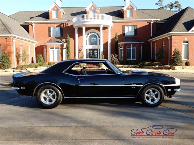 Picture of Classic 1968 Camaro located in Georgia Offered by  - PHW9