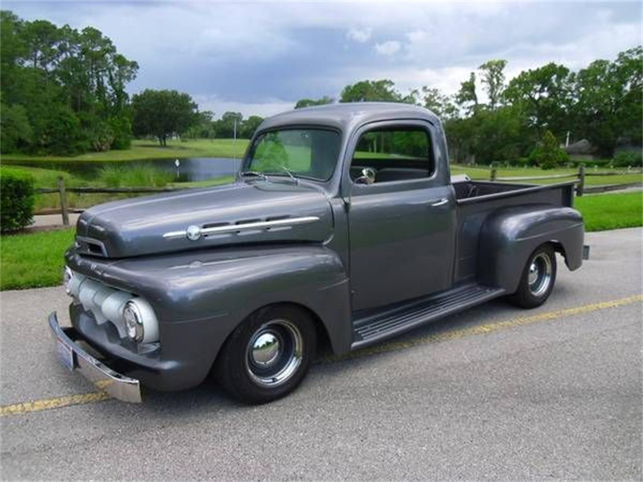 Large Picture of '52 F1 located in Michigan - PHWF