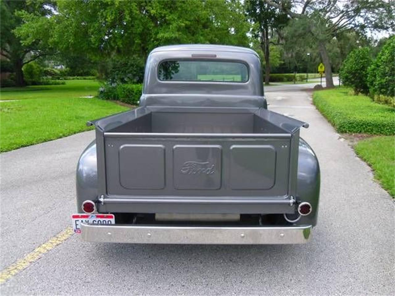 Large Picture of '52 Ford F1 located in Michigan - PHWF