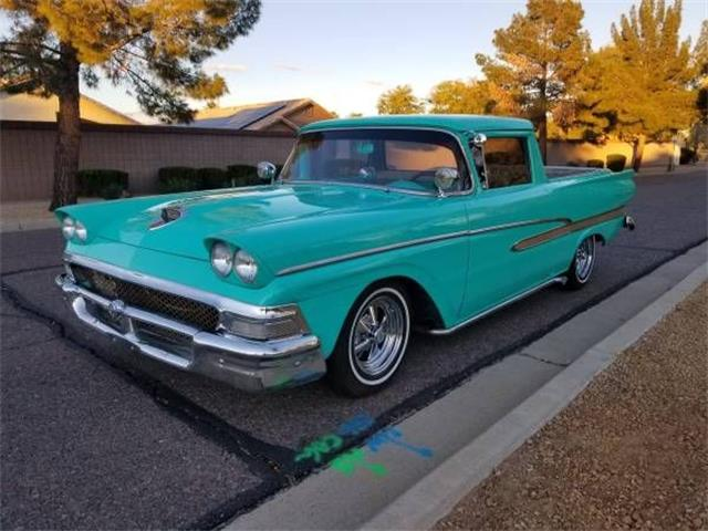 Picture of Classic '58 Ford Ranchero - $14,995.00 Offered by  - PHWZ