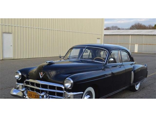 Picture of '49 Cadillac Fleetwood located in Cadillac Michigan - $42,495.00 - PHX7