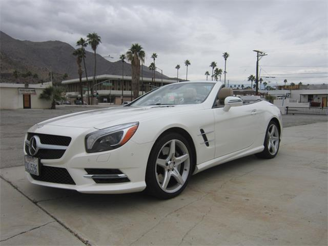 Picture of '13 SL 550 - PB8K