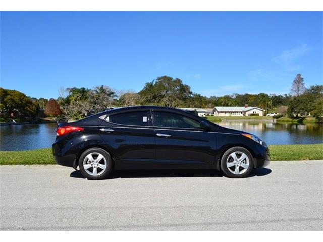 Picture of 2013 Hyundai Elantra located in Clearwater Florida Offered by  - PHXO