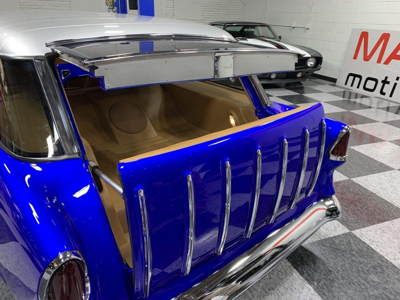 Large Picture of '55 Nomad - PHXQ
