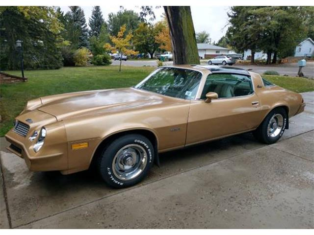 Picture of 1981 Chevrolet Camaro located in Oklahoma Auction Vehicle - PHXU