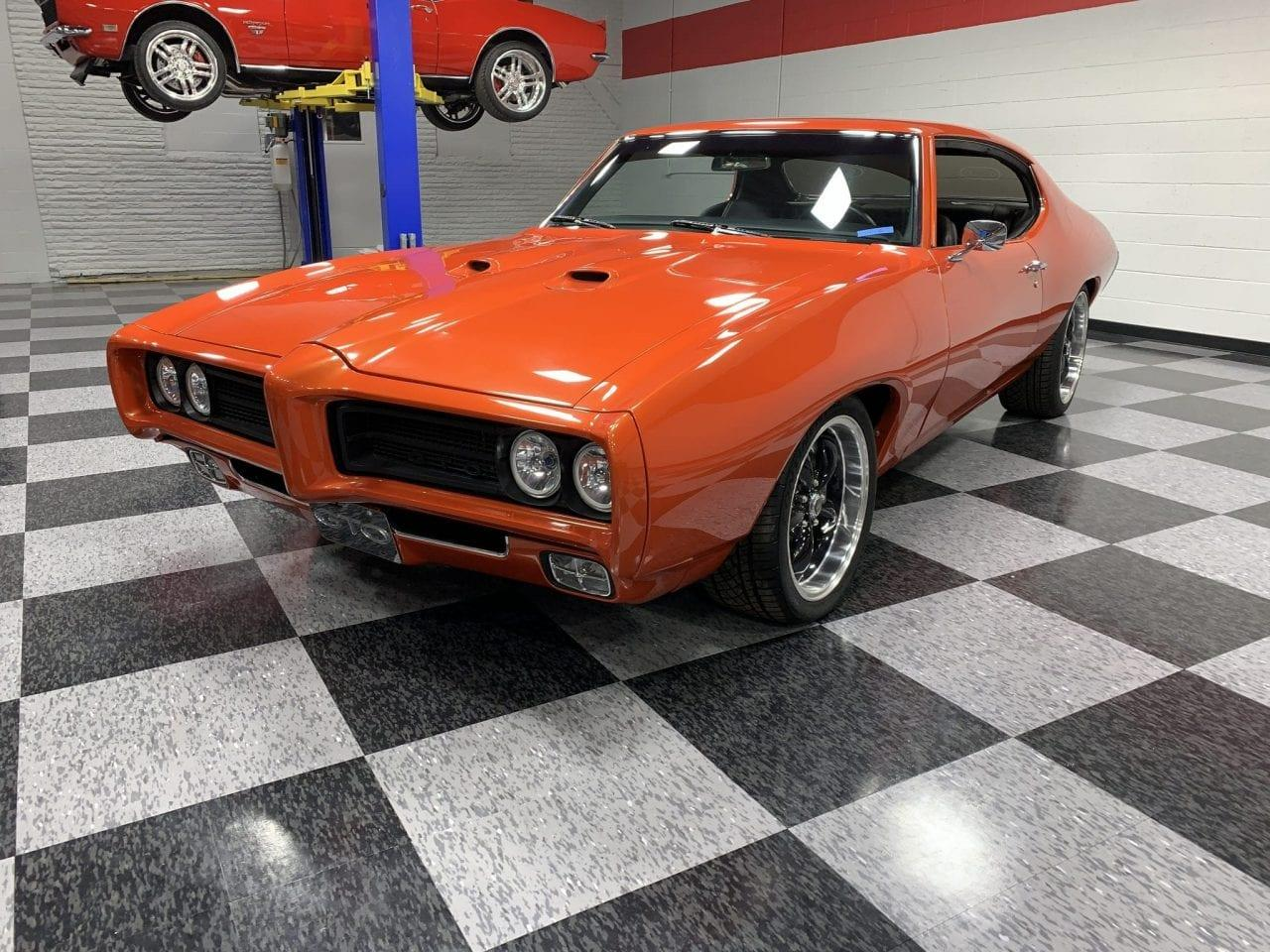 Large Picture of '69 GTO - PHXW