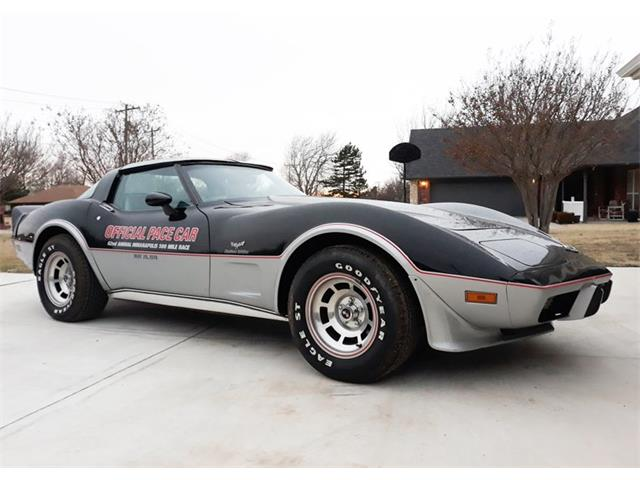 Picture of '78 Corvette located in Oklahoma City Oklahoma Auction Vehicle - PHXX
