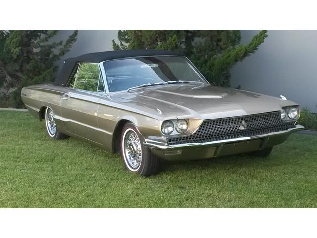 1966 Ford THUNDERBIRD Q CODE CVTBLE