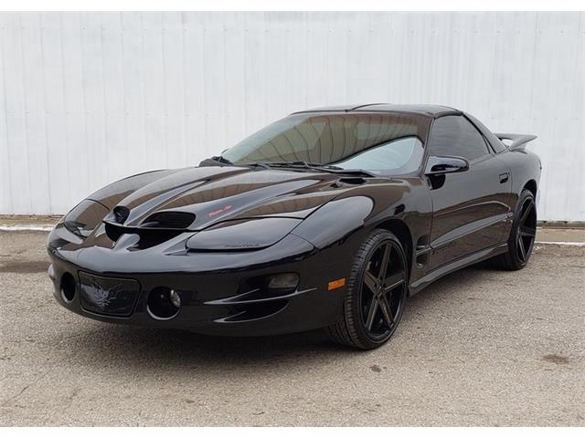 Picture of 1999 Trans Am Ram Air located in Oklahoma City Oklahoma Auction Vehicle Offered by  - PHY8
