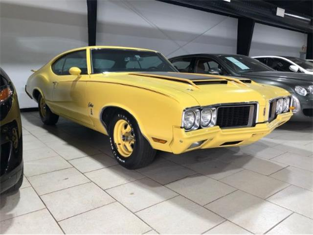 Picture of '70 Cutlass located in Cadillac Michigan - PHYC