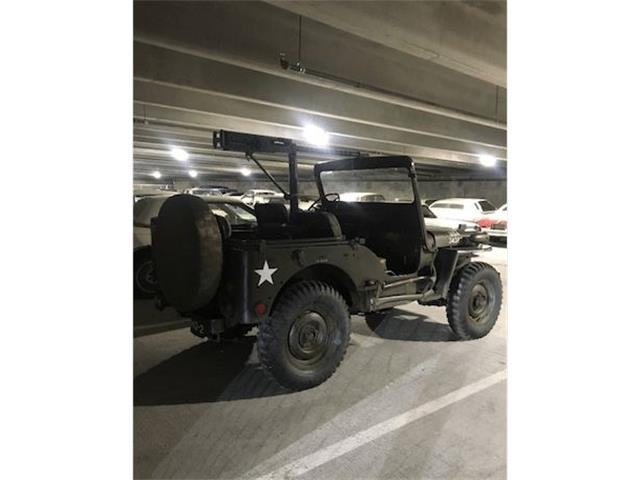 Picture of 1951 Jeep Commando located in Michigan - $18,995.00 Offered by  - PHYR