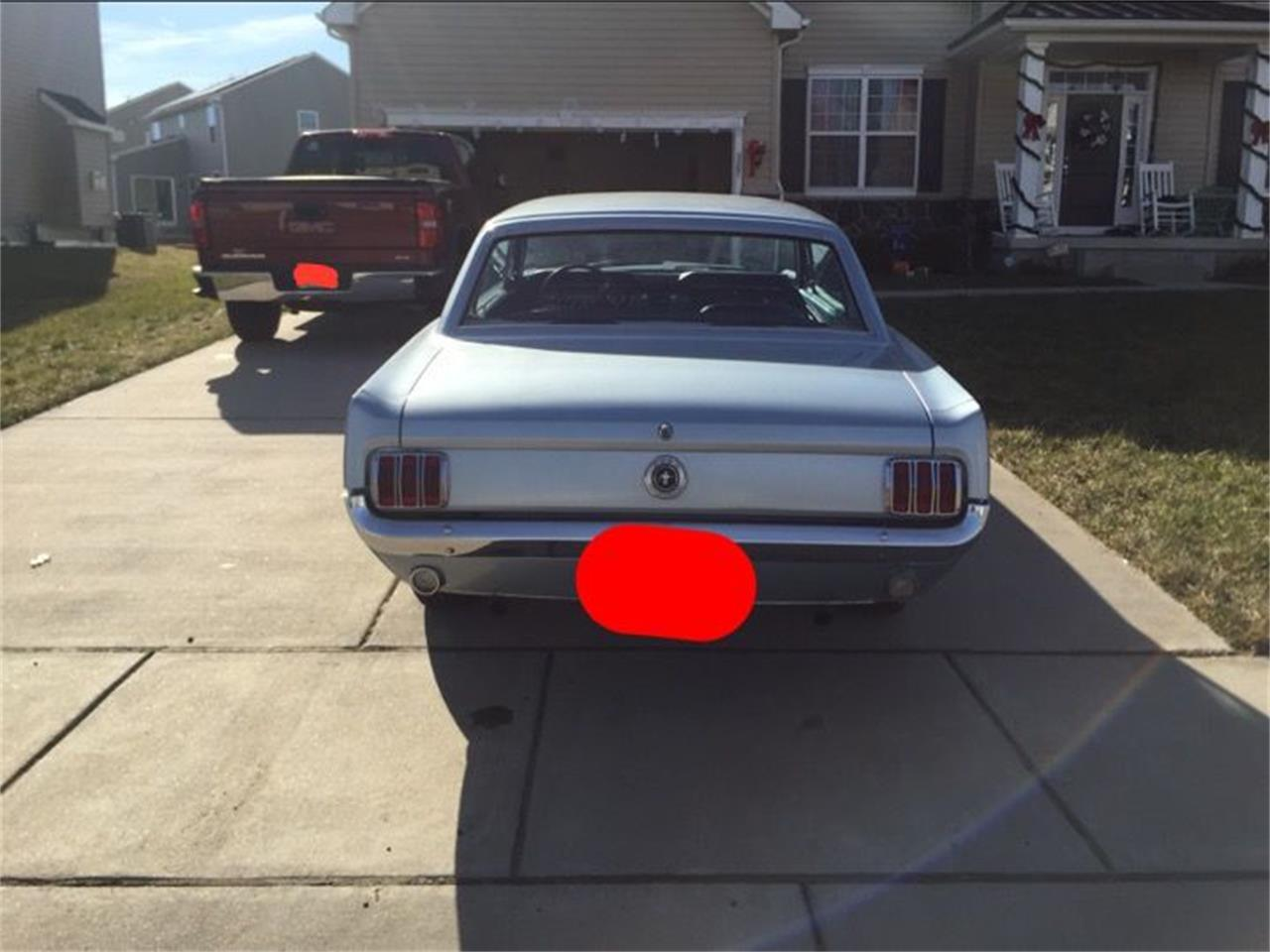 Large Picture of '65 Mustang - PHYY