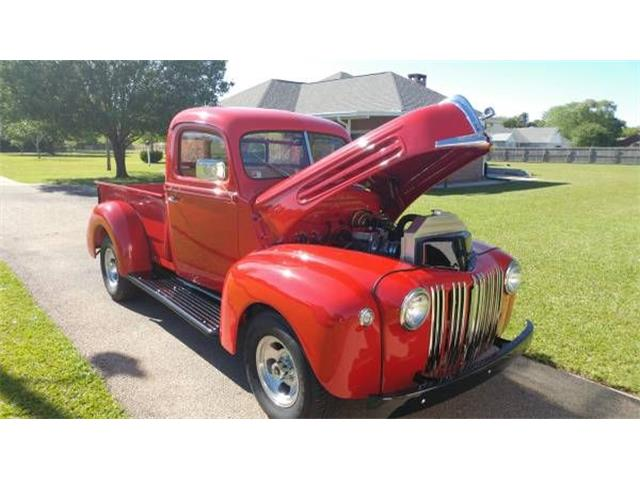 Picture of 1947 Ford Pickup located in Cadillac Michigan - $45,495.00 - PHZH