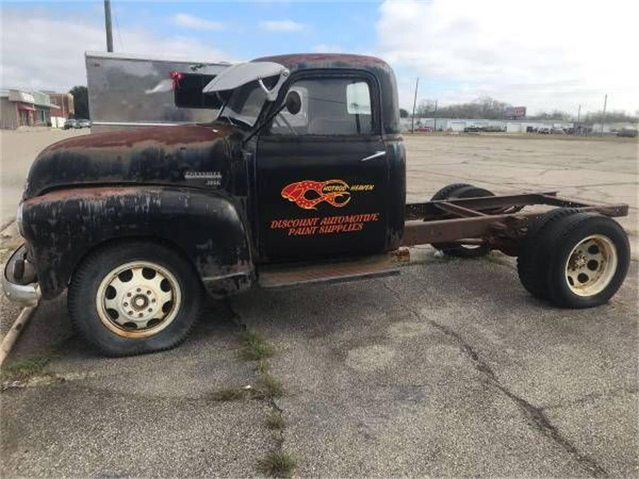 Large Picture of Classic '51 Chevrolet Pickup - $6,495.00 - PHZO