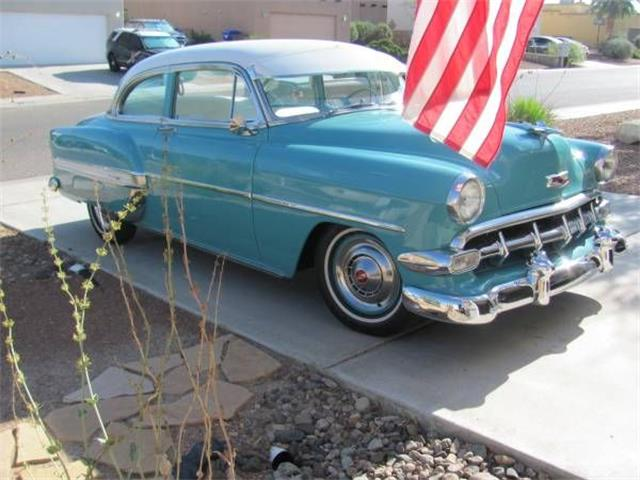 Picture of Classic '54 Chevrolet Bel Air - PHZR