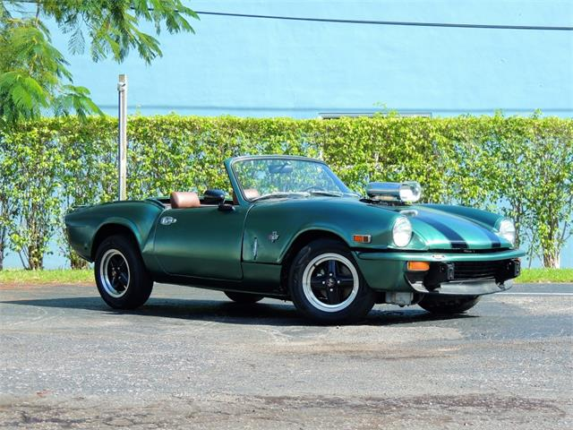 Picture of '74 Spitfire located in Florida - PI0J