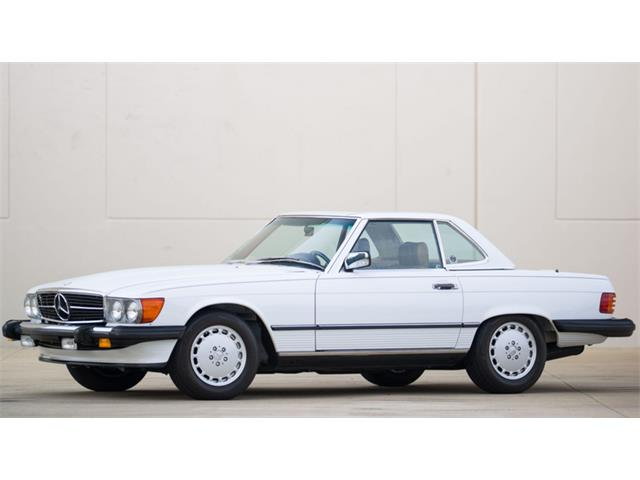 Picture of '89 Mercedes-Benz 560SL located in California Auction Vehicle Offered by  - PI0Q