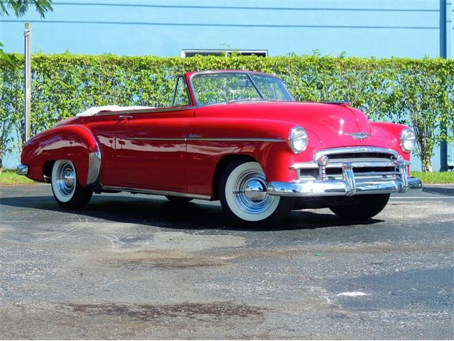 Picture of '50 Styleline Auction Vehicle Offered by  - PI0Y