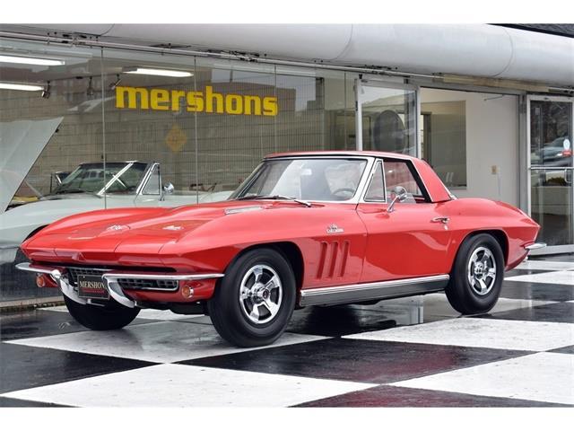 Picture of '66 Corvette located in Springfield Ohio - PI0Z