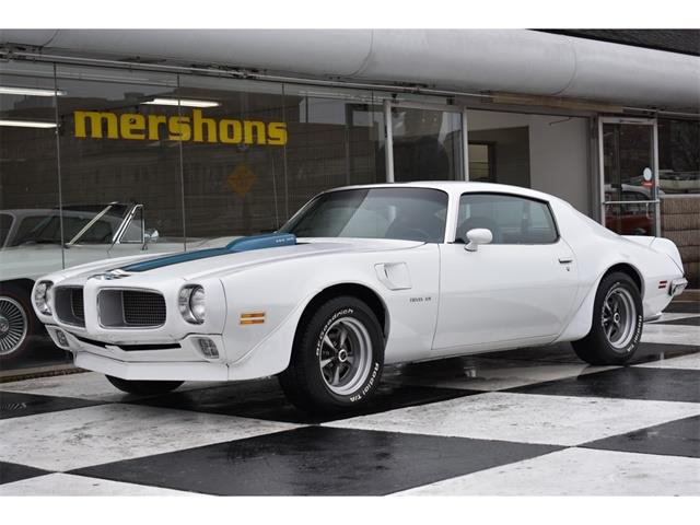 Picture of '71 Firebird Trans Am located in Ohio Offered by  - PI12
