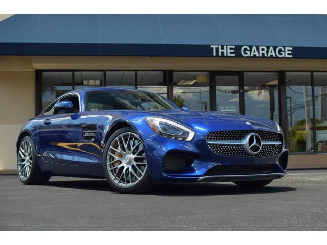 Picture of 2016 AMG located in Florida Auction Vehicle Offered by  - PI1C