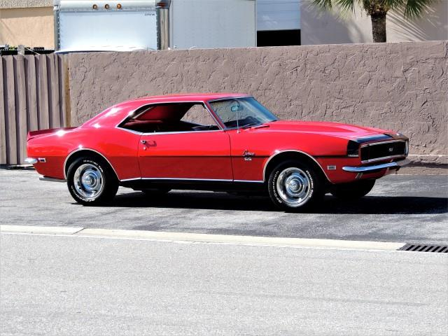 Picture of Classic 1968 Chevrolet Camaro located in Boca Raton Florida Auction Vehicle Offered by  - PI1F