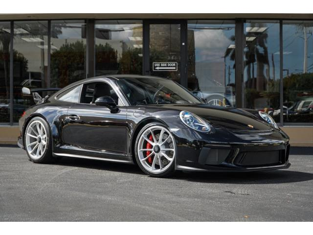 Picture of 2018 911 located in Miami Florida Auction Vehicle Offered by  - PI1Q