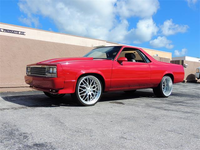 Picture of '78 El Camino located in Boca Raton Florida Auction Vehicle Offered by  - PI1R