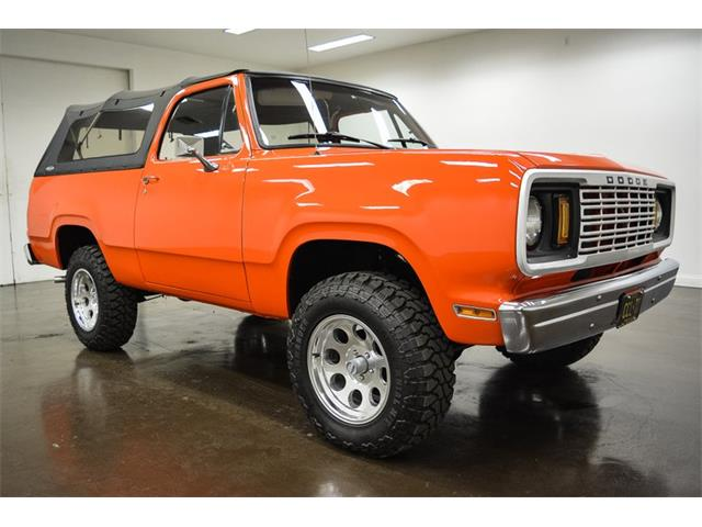 Picture of '78 Ramcharger - PI25