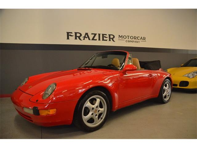 Picture of 1995 Porsche 993 located in Tennessee - PI29