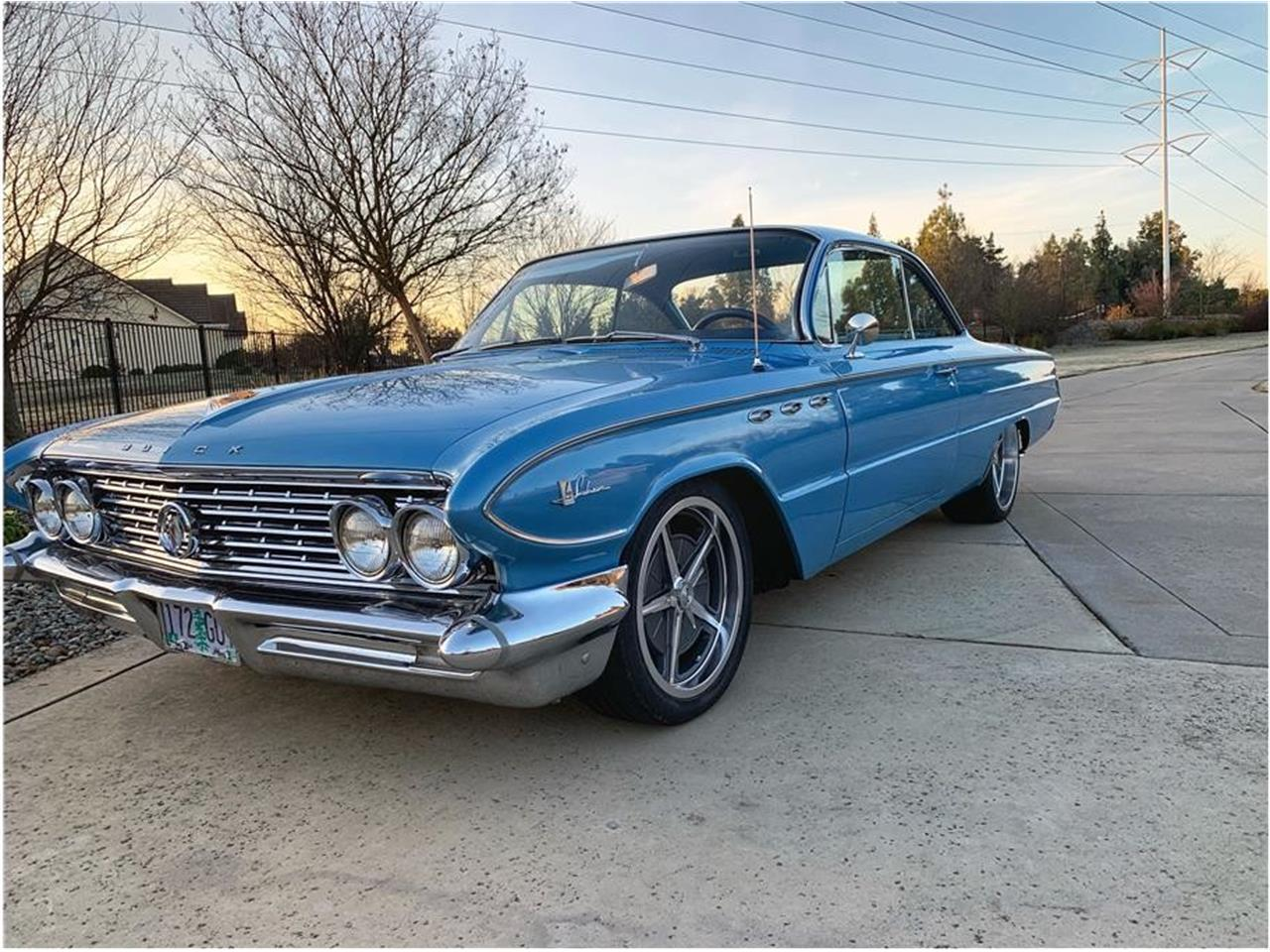 Large Picture of '61 LeSabre - PI2O