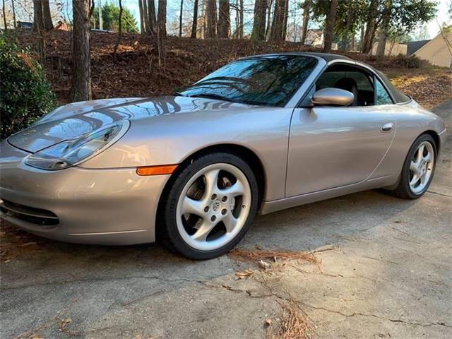 Picture of '01 Porsche 911 - PI2T