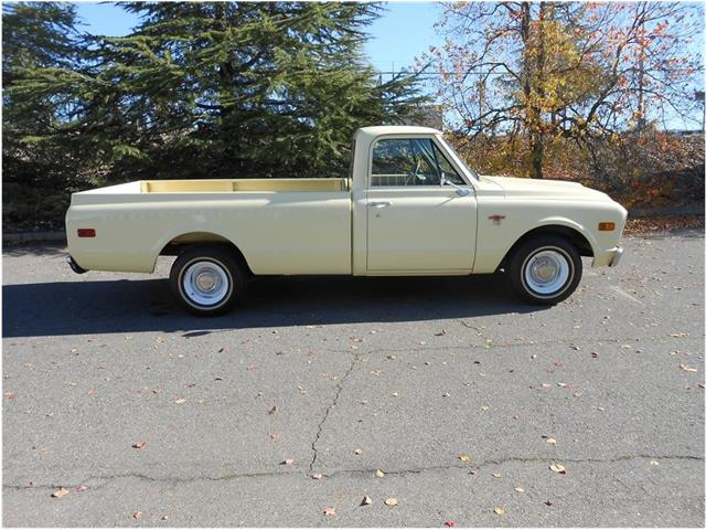 Picture of Classic 1968 Chevrolet C/K 10 located in Roseville California - $27,000.00 - PI2U