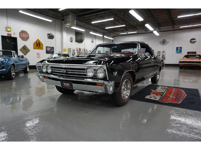Picture of '67 Chevrolet Chevelle Offered by  - PI2V