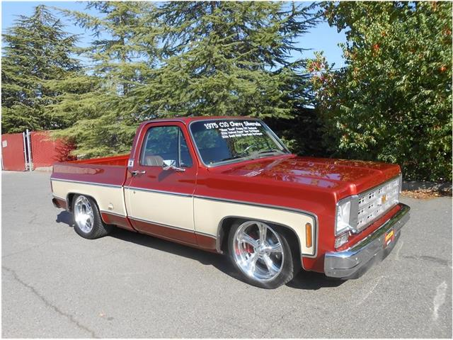 Picture of 1975 Chevrolet C/K 10 - $39,995.00 Offered by  - PI2W