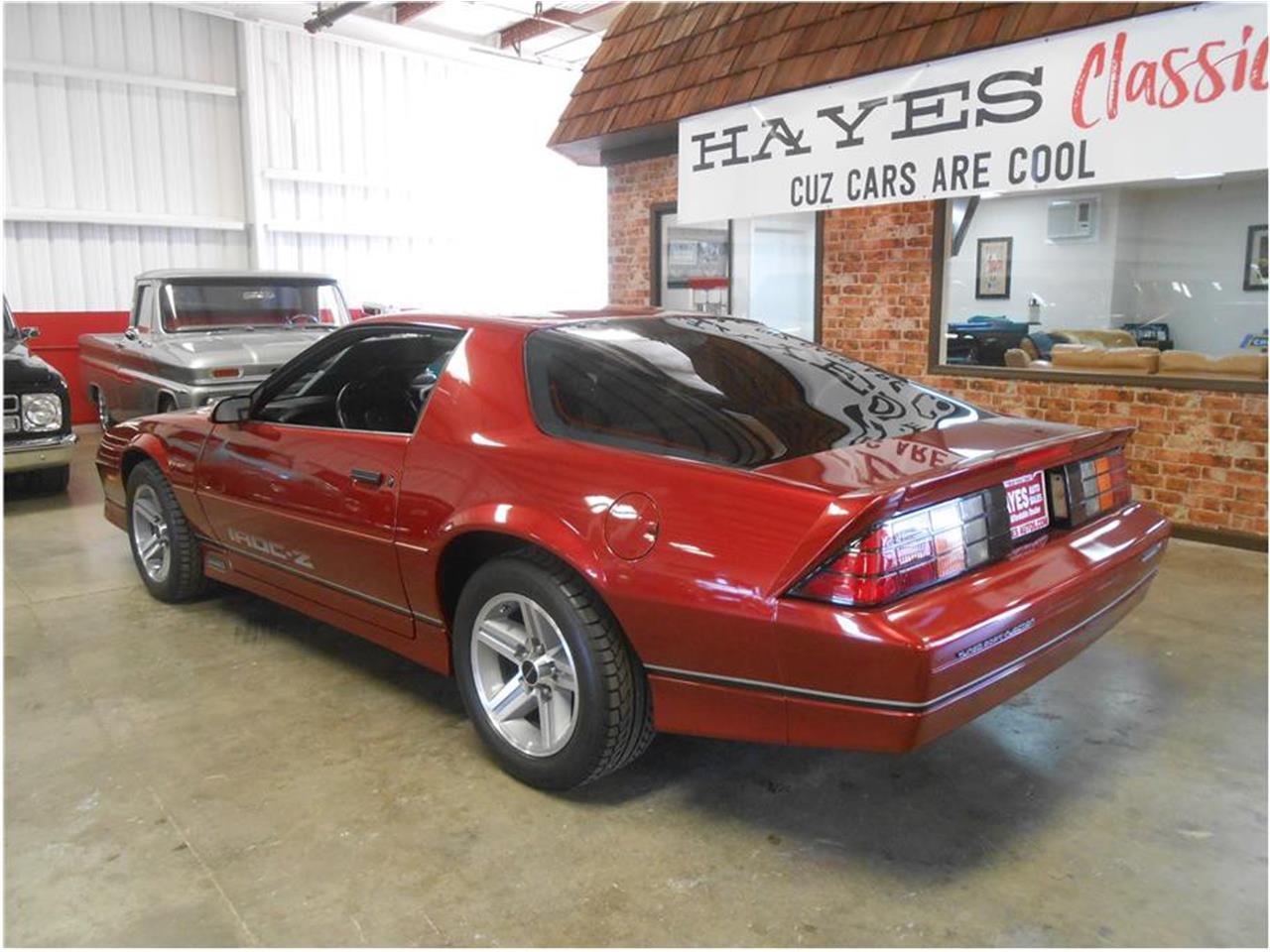 Large Picture of '87 Camaro - PI33
