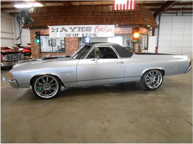 Picture of 1971 Chevrolet El Camino located in Roseville California Offered by  - PI38
