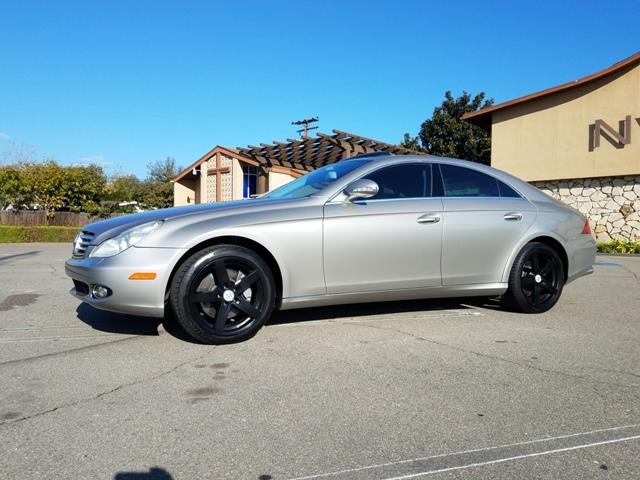 Picture of '08 CLS 550 - PB95