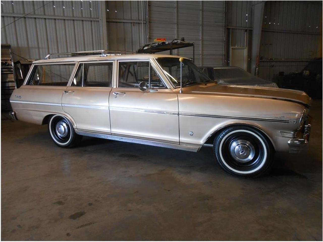 Large Picture of '63 Chevrolet Nova - PI3G