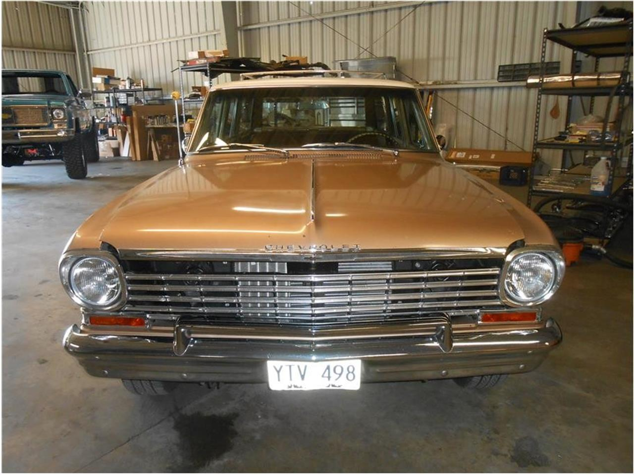 Large Picture of 1963 Nova Offered by Hayes Classics - PI3G