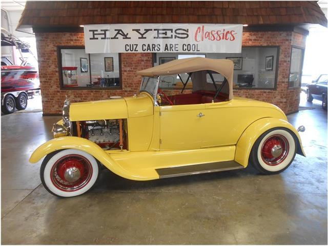 Picture of Classic 1929 Ford Cabriolet located in Roseville California - PI3K