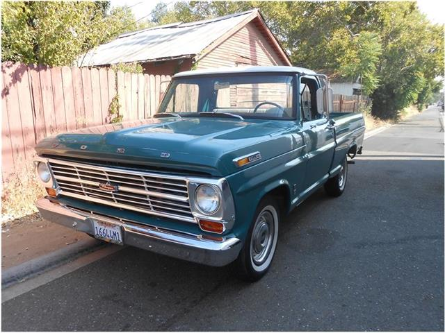 Picture of '68 F100 located in California Offered by  - PI3L