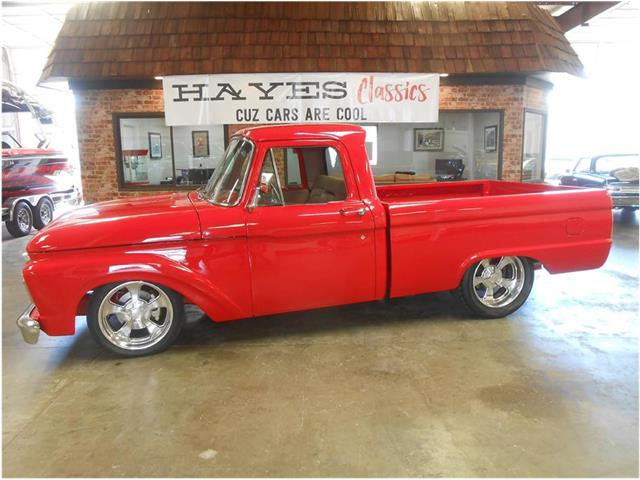 Picture of Classic '66 Ford F100 located in Roseville California - $45,000.00 - PI3M