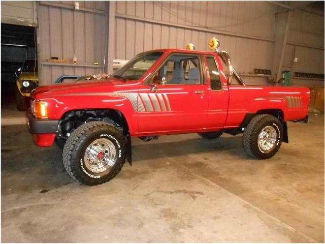 Picture of 1987 Toyota Pickup located in Roseville California - PI3U