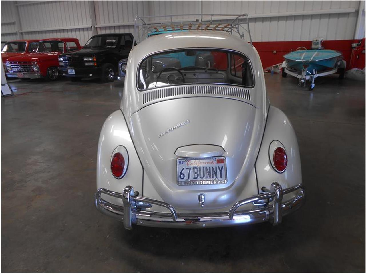 Large Picture of '67 Beetle - PI3X