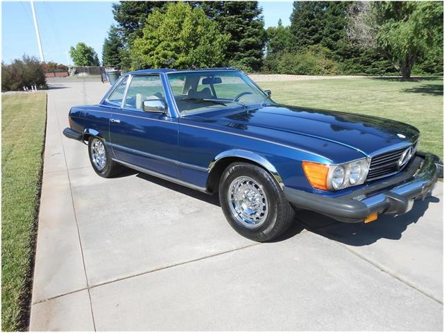 Picture of 1978 Mercedes-Benz 450 located in Roseville California - $11,995.00 Offered by  - PI42