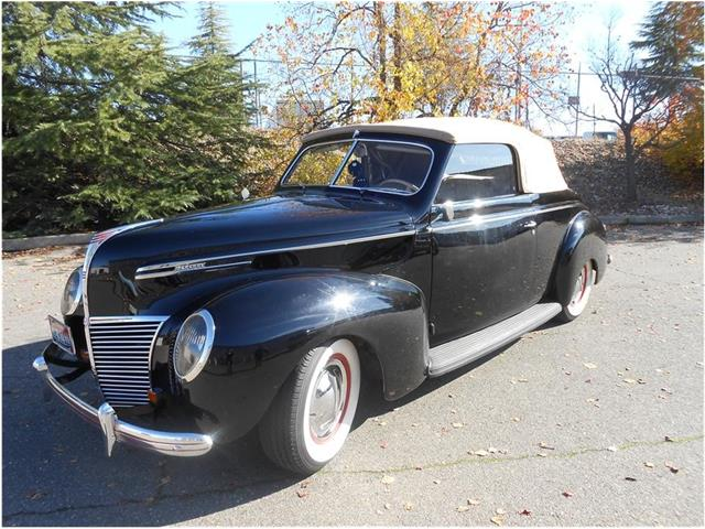 Picture of '39 Mercury Coupe located in Roseville California - $40,000.00 - PI44