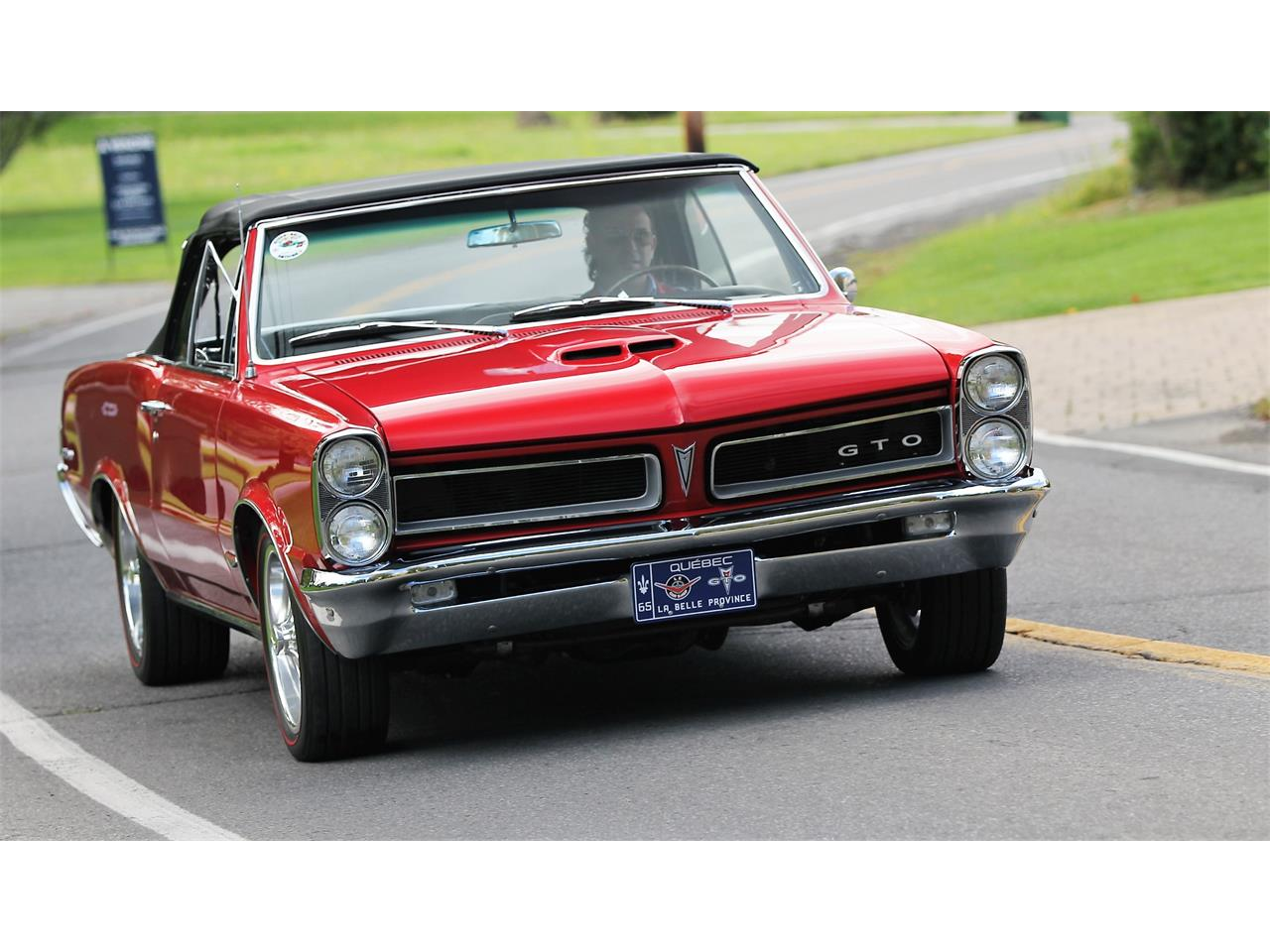 Large Picture of '65 GTO - PI4L