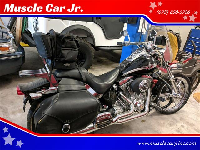 Picture of 2003 Softail - $9,500.00 Offered by  - PI4U