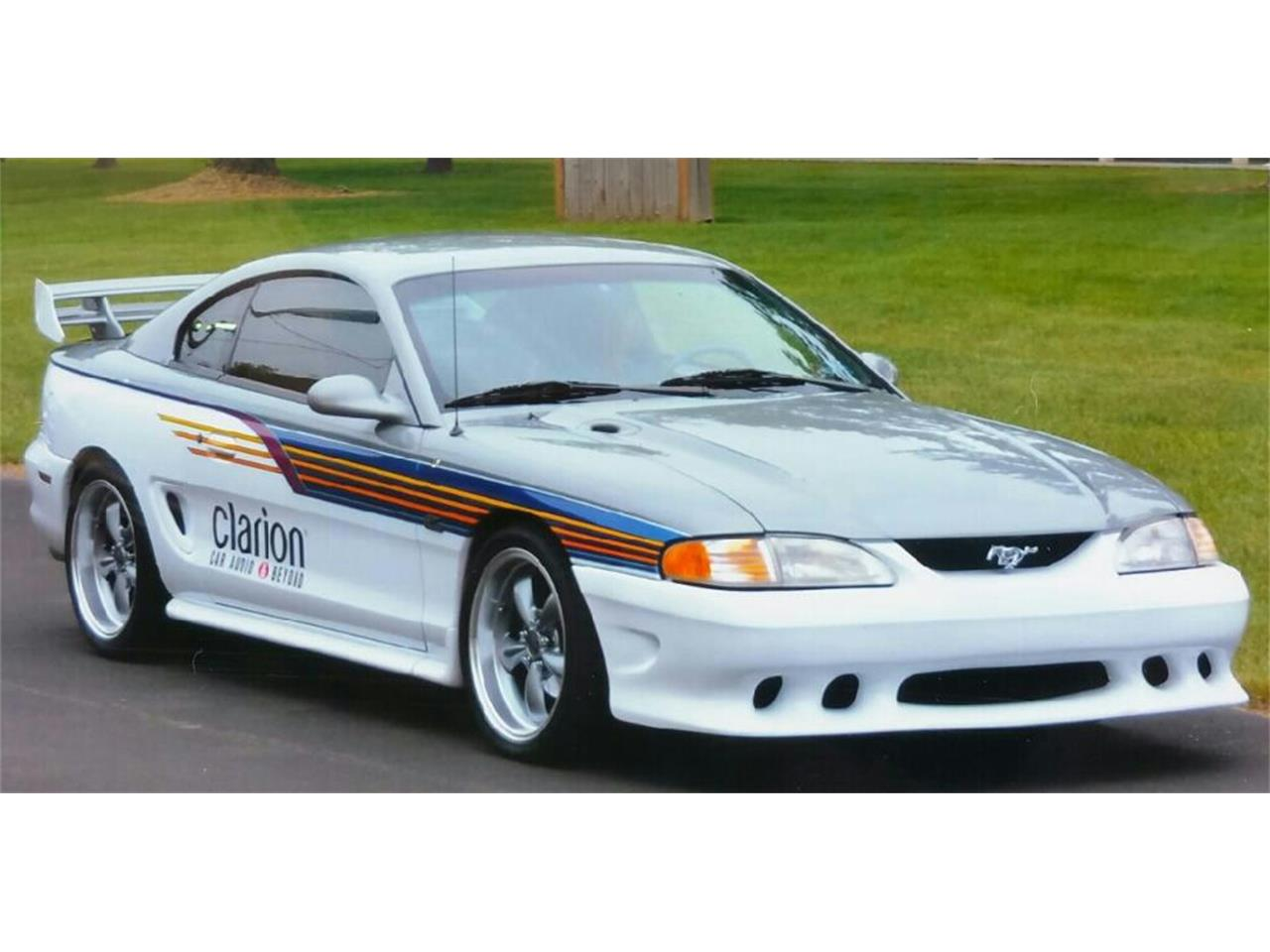 For sale 1995 ford mustang gt in vancouver washington